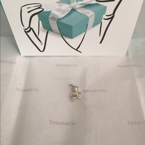 Tiffany & Co. Teddy Bear Charm